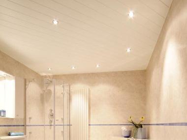 Luxalon aluminium plafonds | Voor vochtige ruimtes